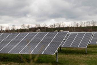 Stadträte wollen keine übergroßen Solaranlagen