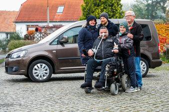 Großartige Hilfe für kranken Familienvater