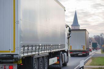 Umleitungsverkehr ist der große Aufreger
