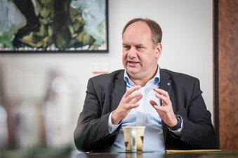 Dresdens Bürgermeister gegen Fußball-Geisterspiele