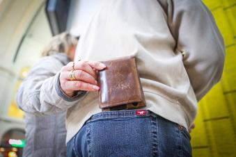 Taschendiebe in Bischofswerda unterwegs