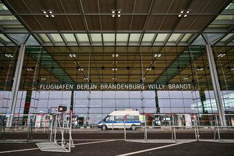 So fliegt es sich an Berlins neuem Flughafen