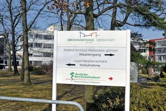Ist das Krankenhaus Weißwasser in Gefahr?
