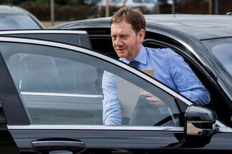 Wie dreckig sind die Politiker-Dienstwagen?