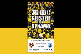 Dynamo: 62.000 Geistertickets verkauft