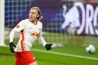 RB besiegt Union und bleibt an Bayern dran