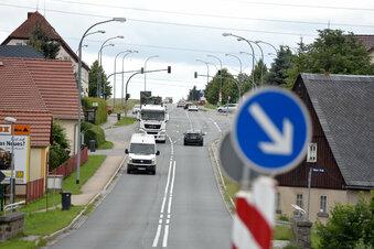 Ist LED-Tafel an der Kreuzung eine Gefahr?