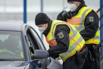 Illegale Einreiser missachten Corona-Regeln