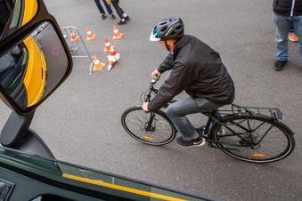 Wie Radfahrer besser geschützt werden
