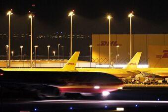DHL baut Leipzig-Halle weiter aus