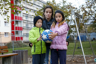Motzen erlaubt - Ball spielen verboten