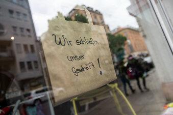 Kaum Insolvenzen in Sachsen trotz Corona-Krise