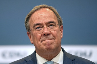 Laschet bereit zu Rückzug als CDU-Chef