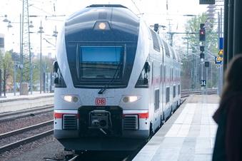 Mit dem Zug von Dresden nach Rügen