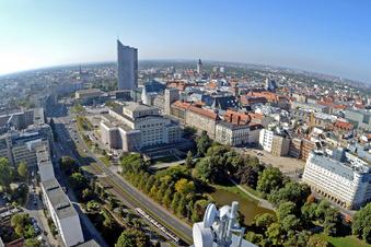 Leipzig knapp bei Stadtranking geschlagen