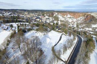 Investor plant Hotel in Altenberg