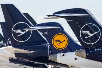 Lufthansa fliegt aus dem Dax raus