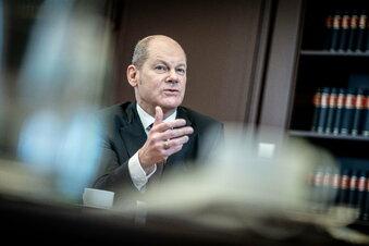 Scholz verspricht neues Klimagesetz