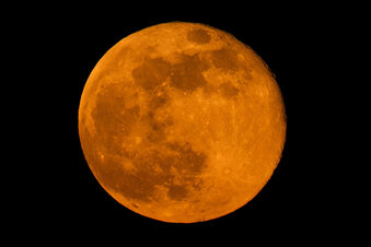 Es gibt Zweifel an der Mond-Theorie