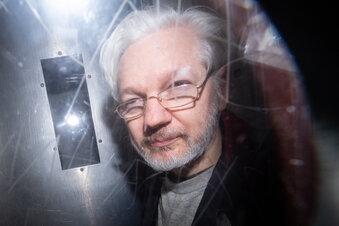 Assange droht strenge Isolation bei US-Haft