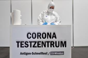 Hier gibt es Corona-Schnelltests in Dresden