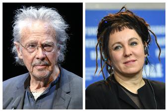 Literaturnobelpreis im Doppelpack