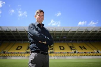 Dynamo verlängert Vertrag mit Sportchef Becker