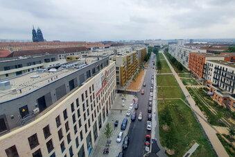 Immobilienpreise in Dresden steigen