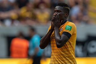 Warum Dynamos Suche nach dem Stürmer jetzt akut ist