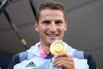 Dresdner Olympiasieger muss zur Rückenschule