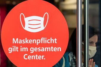 Kornmarkt-Center weitet Maskenpflicht aus
