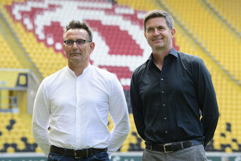Dynamo fordert Annullierung des Abstiegs