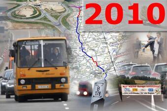 B178 neu: Was im Jahr 2010 passiert ist