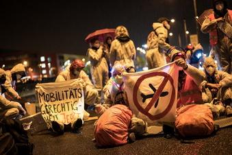 Leipziger Protestler auf freiem Fuß