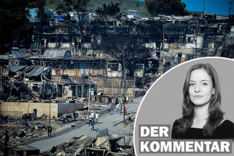 Moria: Kein Platz für Menschenfeinde in der EU