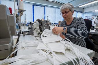 Sachsens Firmen stellen ihre Produktion auf Corona um