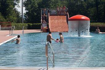 Heidenau hat Deutschlands drittschönstes Freibad