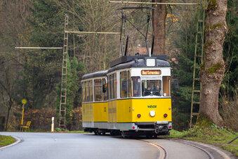 Passt die Kirnitzschtalbahn durch Bad Schandau?