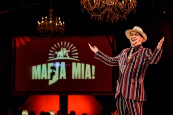 Mafia Mia in Dresden: Der Pate muss warten