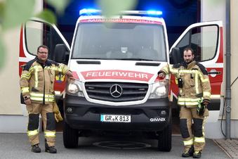 Rückschlag für Beiersdorfer Feuerwehr