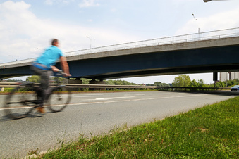 Riesaer sollen beim Radkonzept mitreden