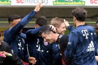 Lewandowski stellt Torrekord von Müller ein