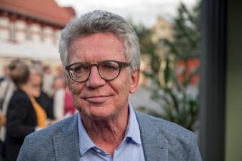 Thomas de Maizière stellt sich hinter Sebastian Fischer