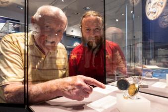 Glashütte: Wertvolle Lange-Uhr kehrt heim