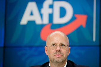 Kalbitz tritt endgültig als AfD-Fraktionschef zurück