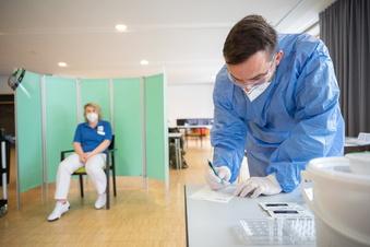 Nur wenig Pflegepersonal lässt sich impfen