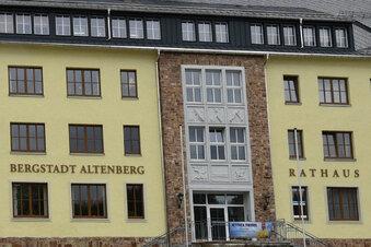 Altenberg verhängt Haushaltssperre