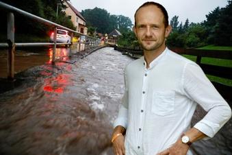 Flutschäden: Meyer fordert Hilfe von Bund und Land an