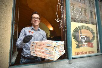 Wo die Pizza in Corona-Zeiten nichts kostet