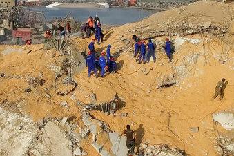 Beirut-Explosion trifft den Nahen Osten